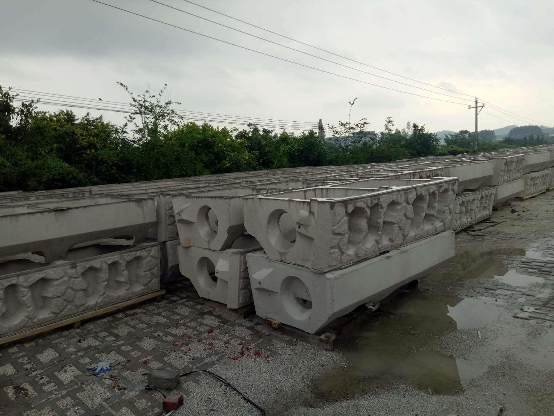 生态框式护坡砌块